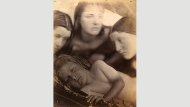 Photo by Julia Margaret Cameron to illustrate the gift of imperfection in a blogpst by Yang-May Ooi