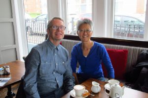Tony Dillon with Yang-May Ooi on nature and health - ReWilding My Life podcast