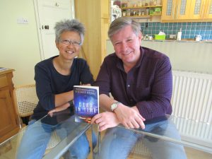 Terence Bailey with Yang-May Ooi on Creative Conversations talking about paranormal fiction