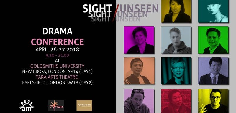 Bound Feet Blues will be featured in the Sight/Unseen drama conference