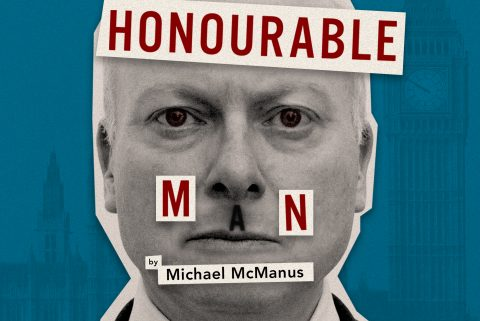 An Honourable Man by Michael McManus - Creative Conversations podcast with Yang-May Ooi