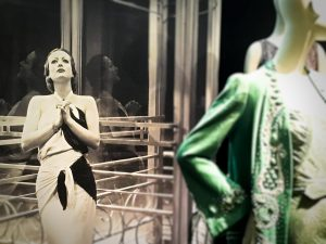 Joan Crawford and 1930s Fashion at the Fashion & Textile Museum London - part of a videoblog by Yang-May Ooi - Little Happy Things