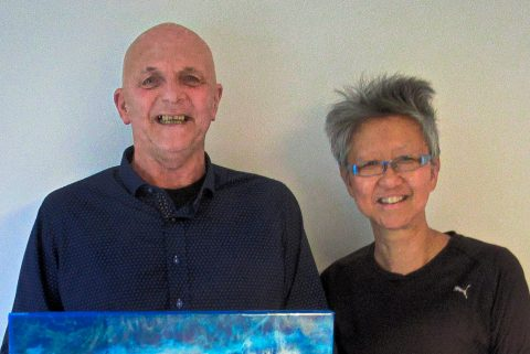Artist / photographer Stephen Ring with multimedia author Yang-May Ooi - Creative Conversations podcast