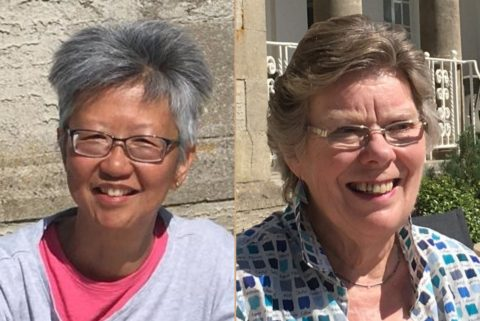 Lynn Goold on The Fowey Festival and Daphne du Maurier, with Creative Conversations podcast host Yang-May Ooi