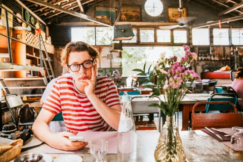 Callum Ruddock, travel writer - Creative Conversations podcast, hosted by Yang-May Ooi