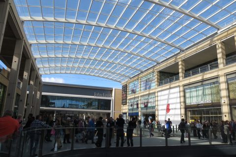 Westgate Centre - photo by Liz Smith on Flickr - to illustrate a blog post by Yang-May Ooi on Oxford Moments